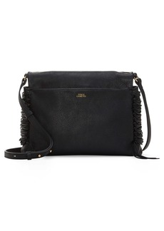 Vince Camuto Jayde Leather Crossbody Bag
