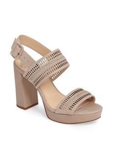 Vince Camuto Jazelle Slingback Platform Sandal (Women)