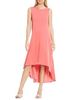 Vince Camuto Jersey High/Low Hem Dress