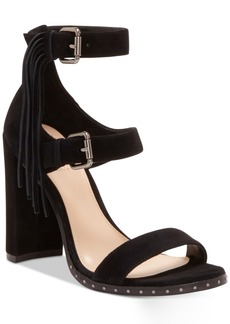 Vince Camuto Jesina Block-Heel Sandals Women's Shoes