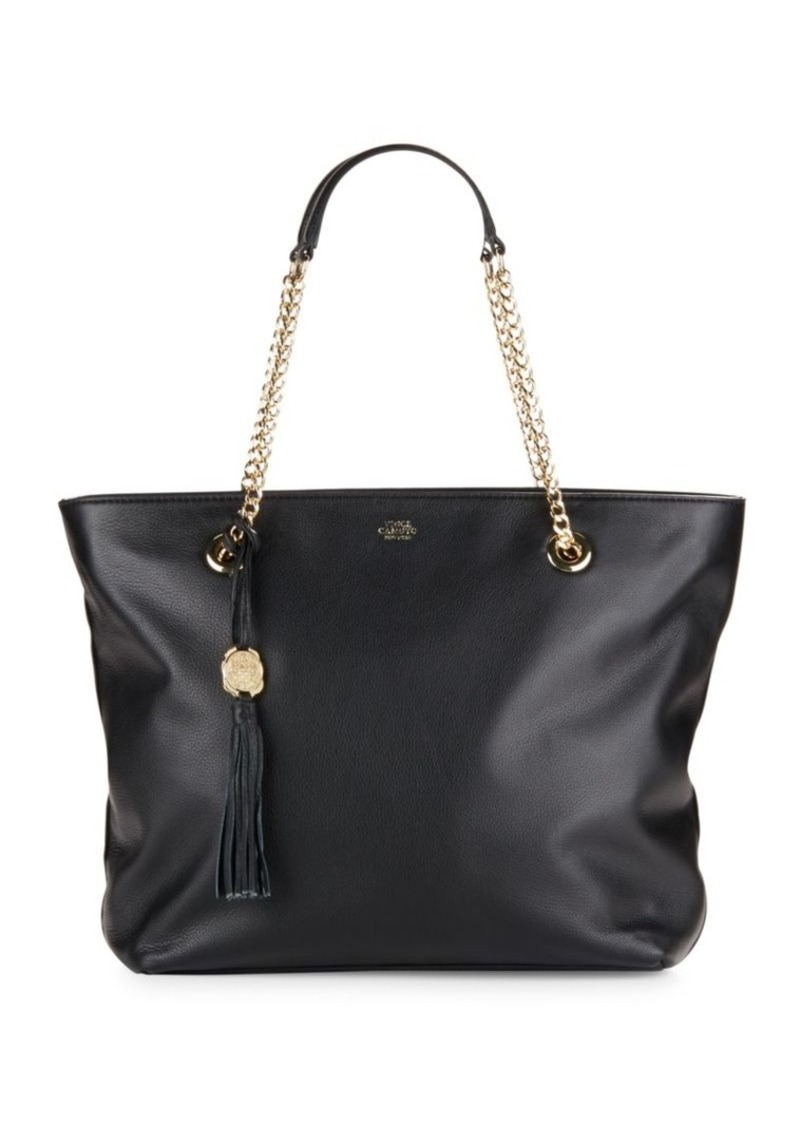 Vince Camuto Jett Leather Tote