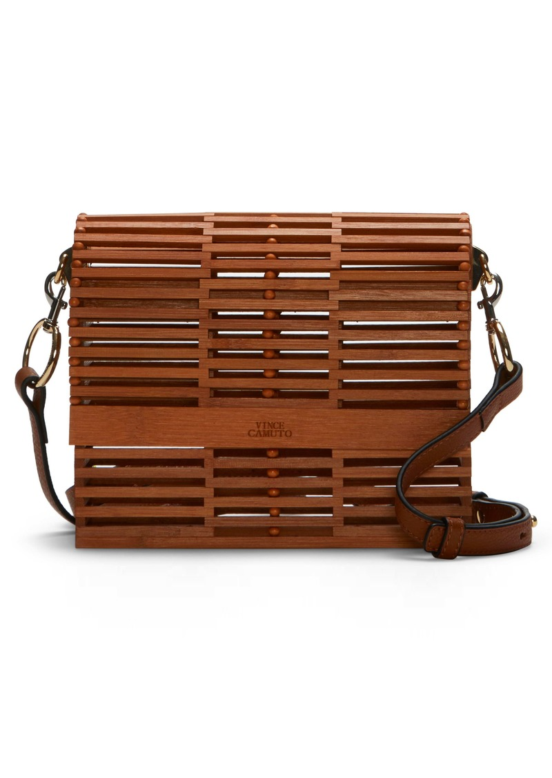 Vince Camuto Joss Bamboo Crossbody Bag