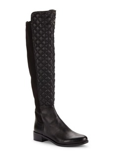 Vince Camuto Justina Quilted Leather Boots