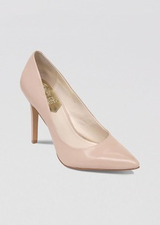 VINCE CAMUTO Kain High Heel Pointed Toe Pumps