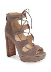Vince Camuto 'Kamaye' Ghillie Platform Sandal (Women)