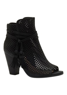 "Vince Camuto® ""Kamey"" Perforated Ankle Boots"