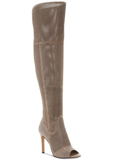 Vince Camuto Kamorina Rhinestone Over-The-Knee Boots Women's Shoes