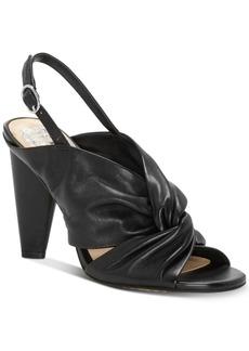 Vince Camuto Kattie Knotted Slingback Sandals Women's Shoes