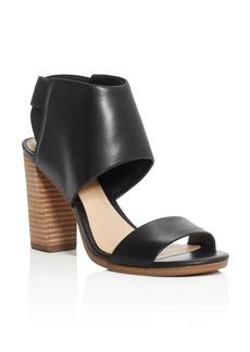 VINCE CAMUTO Keisha Ankle Strap High Heel Sandals