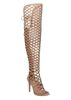 "Vince Camuto® ""Keliana"" Over-The-Knee Caged Sandals"