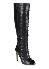 Vince Camuto Kentra Leather Tall Boots