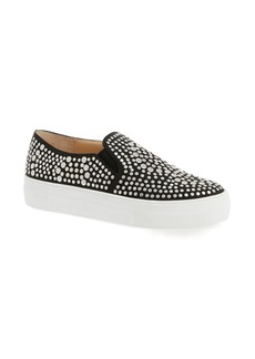 Vince Camuto Kindra Studded Slip-On Sneaker (Women)