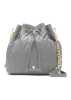Vince Camuto Klem Quilted Bucket Bag
