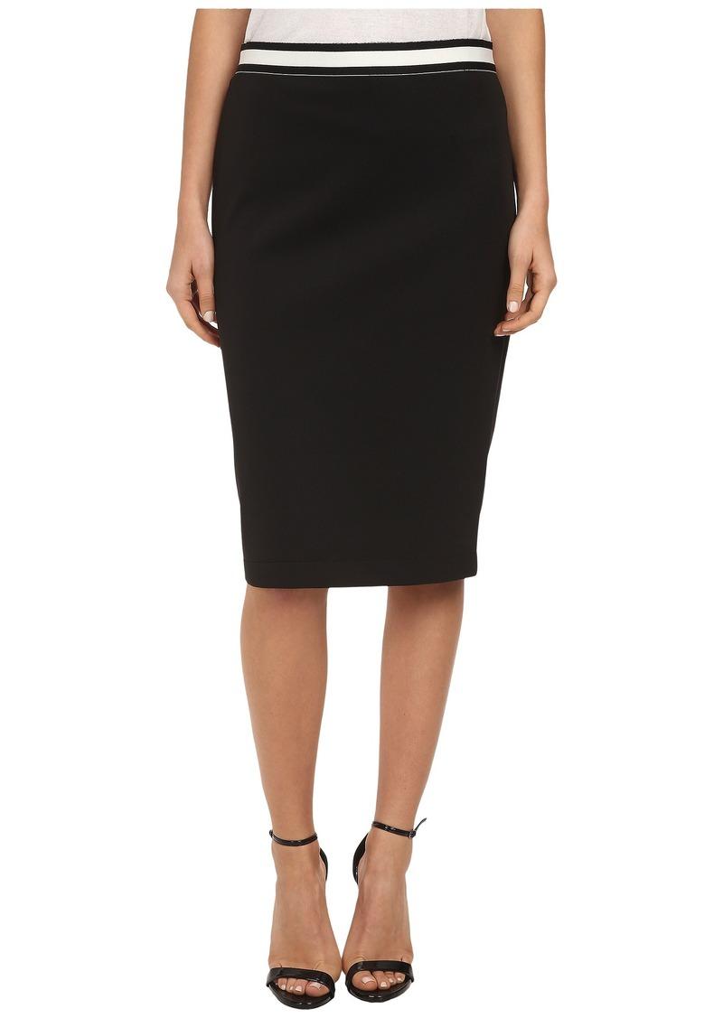 Vince Camuto Knee Length Pencil Skirt