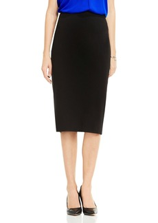 VINCE CAMUTO Knit Pencil Skirt