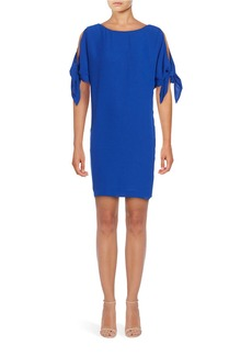 VINCE CAMUTO Knot Accented Shift Dress