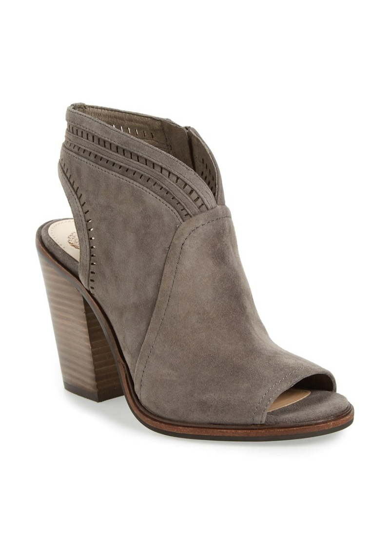 Vince Camuto Vince Camuto Koral Perforated Open Toe