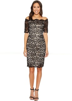 Vince Camuto Lace Off The Shoulder Bodycon Dress