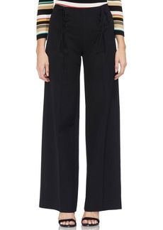 Vince Camuto Lace-Up Sailor Pants