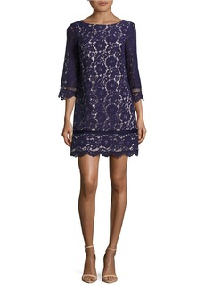 VINCE CAMUTO Lacey Knee Length Dress