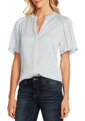 Vince Camuto Ladder-Trim Top