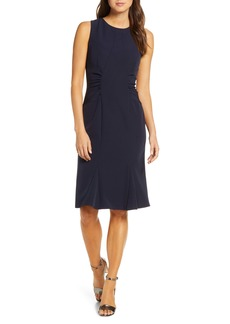 Vince Camuto Laguna Crepe Dress