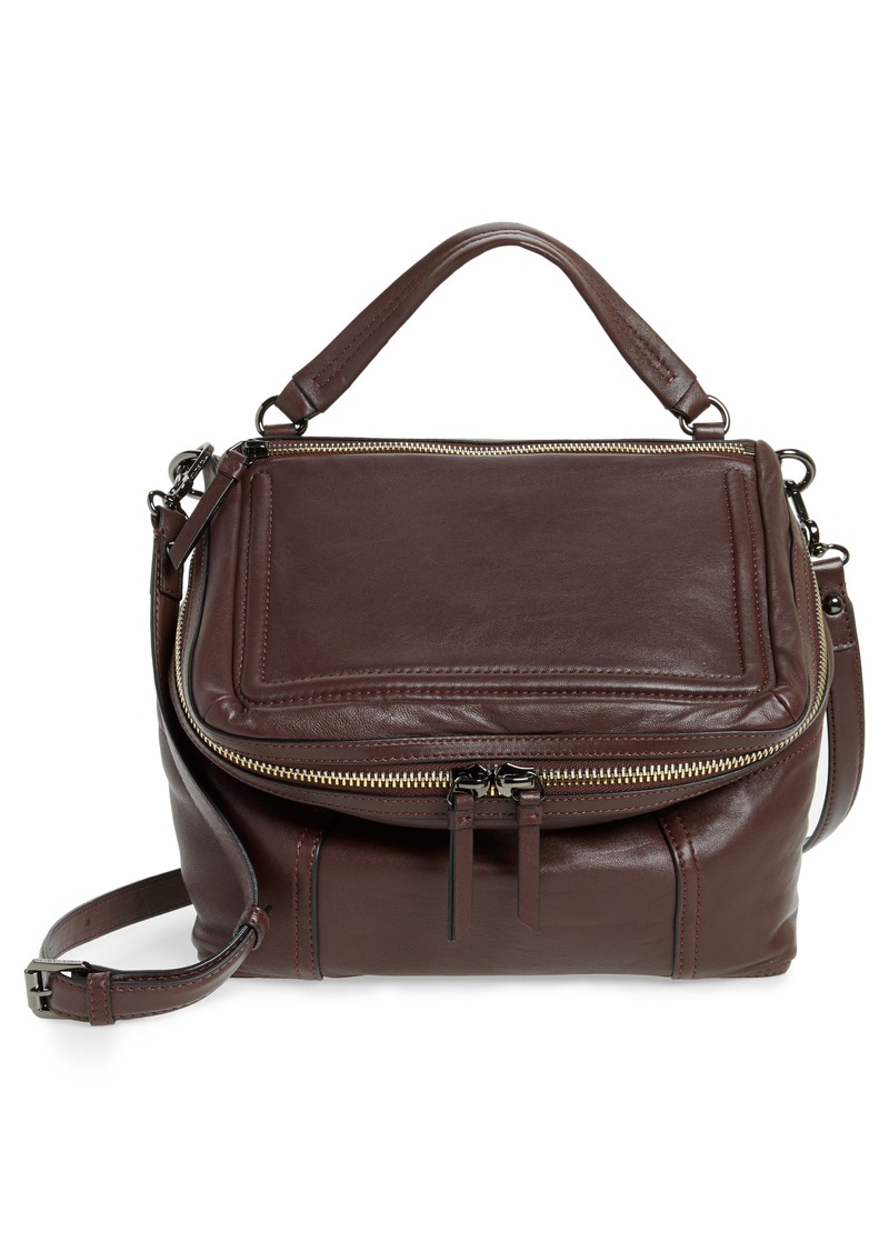 df8352ece6 Vince Camuto Large Patch Leather Crossbody Bag