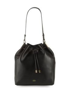 Vince Camuto Leather Bucket Bag