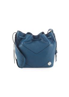 Vince Camuto Leather Crossbody Bucket Bag
