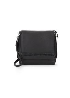 Vince Camuto Leather Flap Shoulder Bag