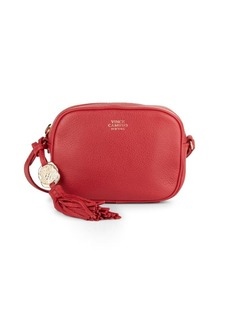 Vince Camuto Leather Mini Crossbody