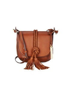 Vince Camuto Leather Saddle Crossbody Bag
