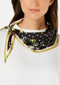 Vince Camuto Lemonade Silk Kite Scarf