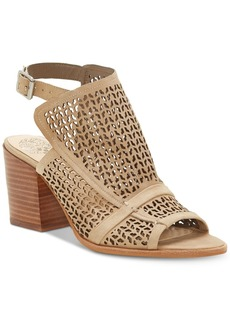 Vince Camuto Lendia Perforated Shooties Women's Shoes