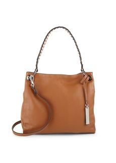 Vince Camuto Libby Leather Hobo Bag