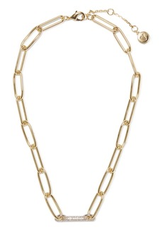 Vince Camuto Link Necklace