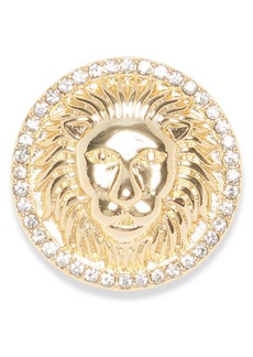 Vince Camuto Lion Head Pin