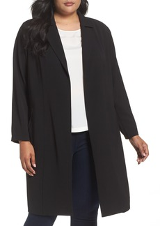 Vince Camuto Long Jacket (Plus Size)