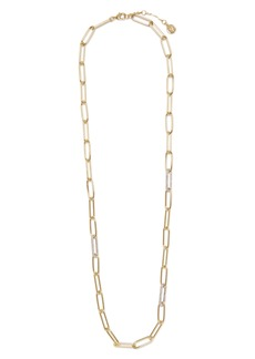 Vince Camuto Long Link Necklace