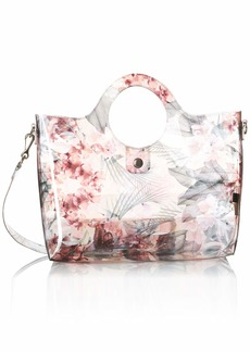 Vince Camuto Lonna Tote Flora oasis