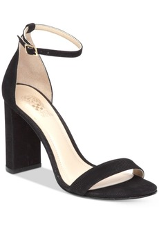 Vince Camuto Mairana High-Heel Strappy Sandals Women's Shoes