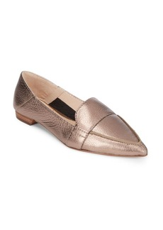 Vince Camuto Maita Casual Leather Flats