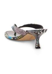 Vince Camuto Marlinda Kitten Heel Flip Flop (Women)