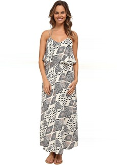 Vince Camuto Marrakesh Tapestry Maxi Dress