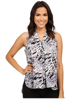 Vince Camuto Medley  Blouse w/ Front Pleat