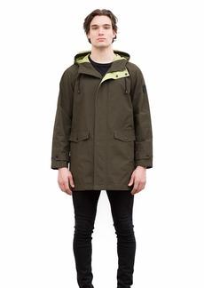 Vince Camuto Men's Hooded Weatherproof Anorak Jacket Coat  XL