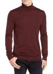 Vince Camuto Merino Wool Blend Turtleneck Sweater
