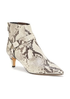 Vince Camuto Merrie Harness Pointed Toe Bootie (Women)