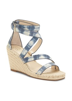 Vince Camuto Mesteria Ankle Strap Espadrille Wedge Sandal (Women)