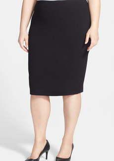 Vince Camuto Midi Tube Skirt (Plus Size)